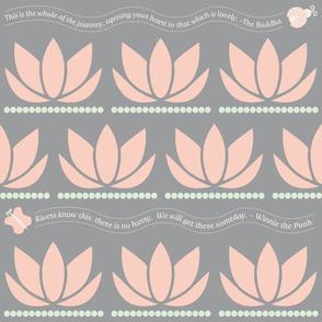 Peach Lotus