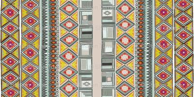 amber veneto panel RHS LHS half
