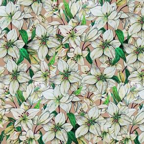 Lilies Sand