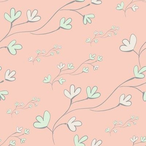 Blossoming Love (pink)