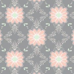 033 - Peach flowers