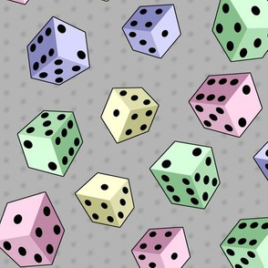 Dean's Vector Dice ~ Large