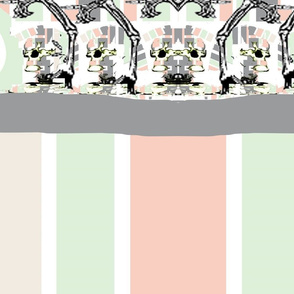 limited_colour_palette_skeletons_in_striped_sheets
