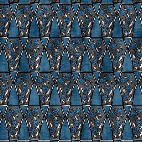 Vampire Coordinate Blue