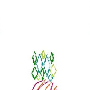 pineapple blur
