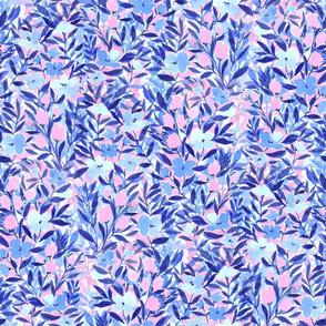 Nonchalant Blue