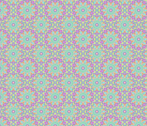 Pastel pattern fabric by linsart on Spoonflower - custom fabric