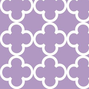 purple lattice