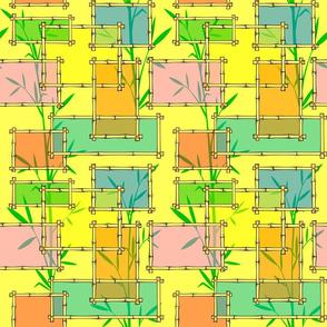 Bamboo Glass yellow