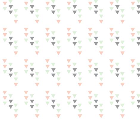 falling arrows // briar woods fabric by buckwoodsdesignco on Spoonflower - custom fabric