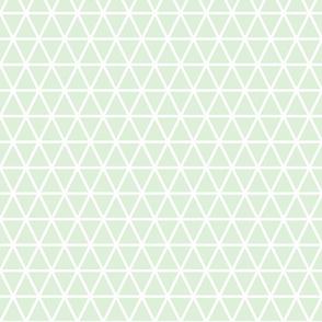 tangled triangles // cucumber
