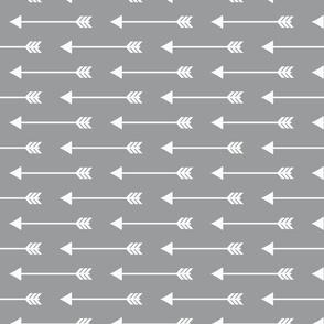 sweet arrows // grey