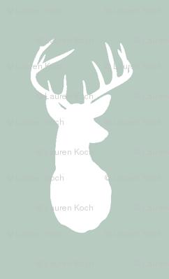 buck head // sage