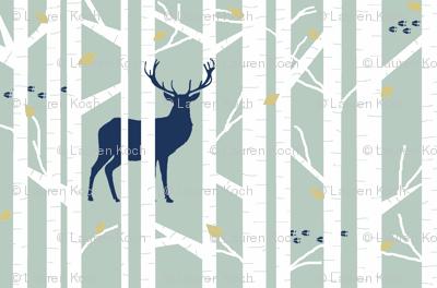 walk in the woods // sage