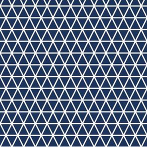 tangled triangles // midnight