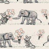 Relephant_mice_friendship_bouquet_cream_milk_shop_thumb