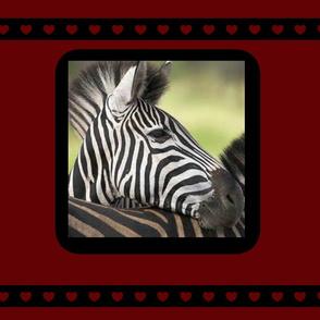 Love_zebra