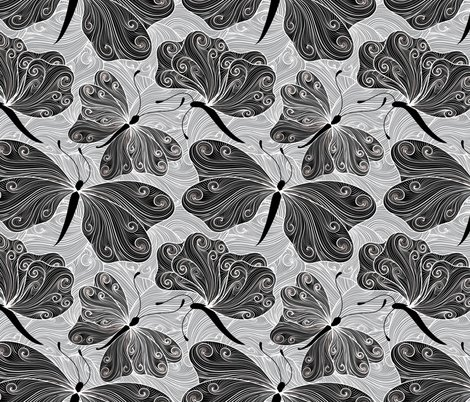 Rrblack_butterflies_gray_background-01_shop_preview