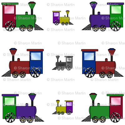 Nursery Trains