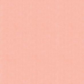 Faux Pink Linen