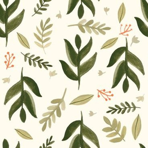 Botanique Vert