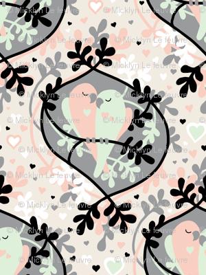 Little Lovebirds