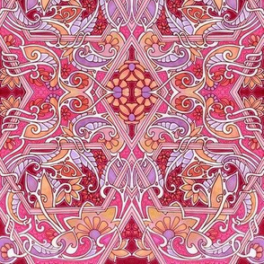 Where the Paisley Bloom