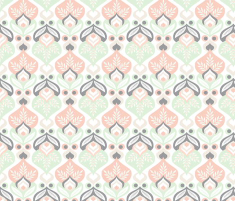 wedding2 fabric by gaiamarfurt on Spoonflower - custom fabric
