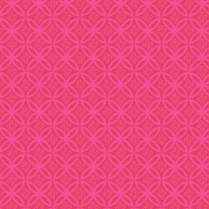 Pink Kimono Pattern