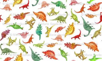 Dinosaur Party | White Background