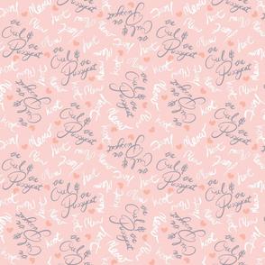 Poem Script - Pink