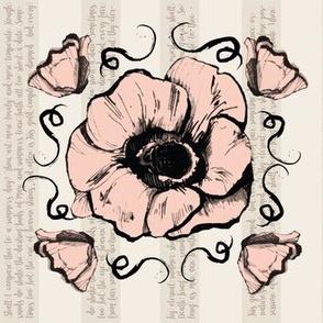 Poppy's Love Sonnet