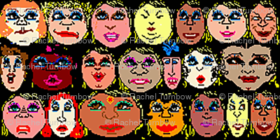 Eighties Ladies (625 DPI)