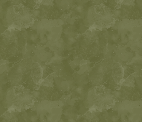 Vector Watercolor Olive fabric by wickedrefined on Spoonflower - custom fabric