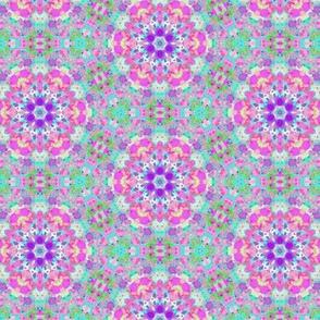 Flowery Garden Pattern