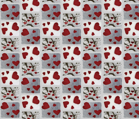 hearts-weather fabric by rosefiber on Spoonflower - custom fabric