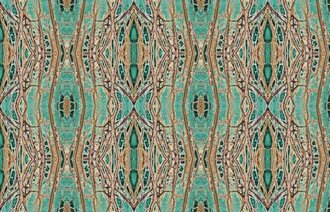 Variscite fabric by snaphappyscientist on Spoonflower - custom fabric