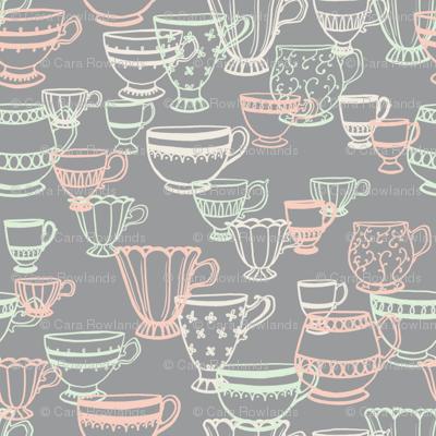 Teacup Scatter
