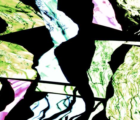 Dazed - 10 fabric by heytangerine on Spoonflower - custom fabric
