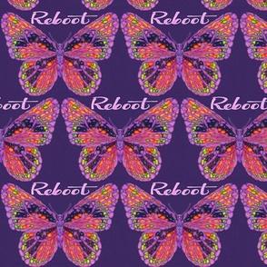 Purple Butterfly Reboot 2