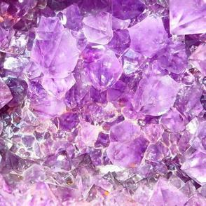 Amethyst Crystal Delight 2
