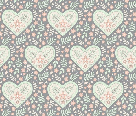 Rrhearts_and_flowers_grey_cream_cucumber_and_pink_300_hazel_fisher_creations_shop_preview