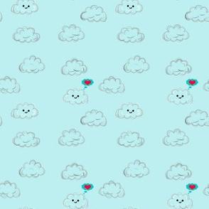 Little lovin' clouds