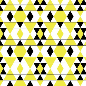 Mini Argyle - Citrus