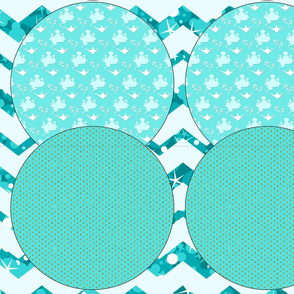 Jasmine Mickey Ears Pattern