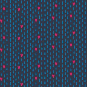 Pour Your Heart Out (blue)
