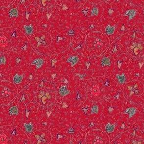 Scriptorium Red