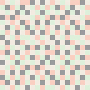 Wedding Tiles: Limited Color Palette