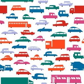 Mid-Century Cars
