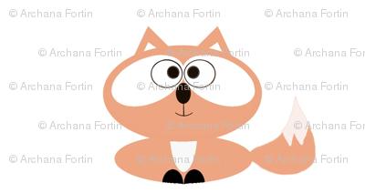 Plumpy Fox - Large